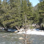 Fly-fishing streams in Big Sky, Montana