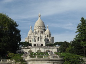 Another visit to the Sacré-Cœur in Montmartre