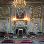 Queen's room at Fontainebleau