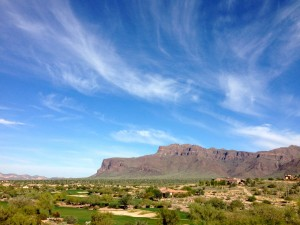 Dinosaur Golf at Superstition