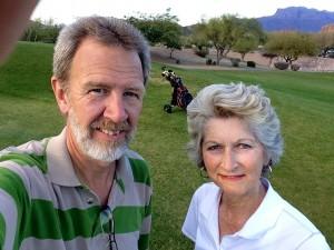 Rudy and Sue at Mtn Brook