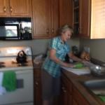 Millie baking pies
