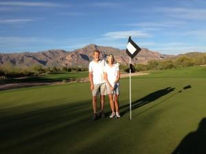 Rudy & Sue at Sidewinder