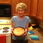 Sue's got a pie
