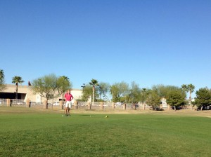 Rudy at Superstition Springs Golf Course