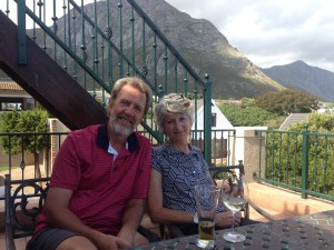 Happy hour in Hermanus