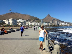 Lion's Head from the Promenade