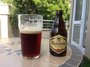 maredsous-belgian-beer