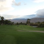 Great views at Rancho Mirage