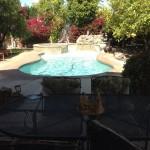 Rancho Mirage house - pool