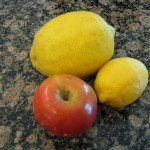 Huge lemon
