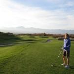 golfing desert dunes