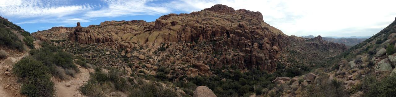 Peralta Panorama