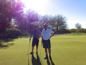 Golf Longbow w Rich and Ed - 2