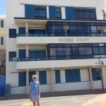Marine Court apartments